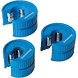 Silverline 675292 Quick Cut Pipe Cutter Set, 3-Piece, 15, 22 and 28 mm