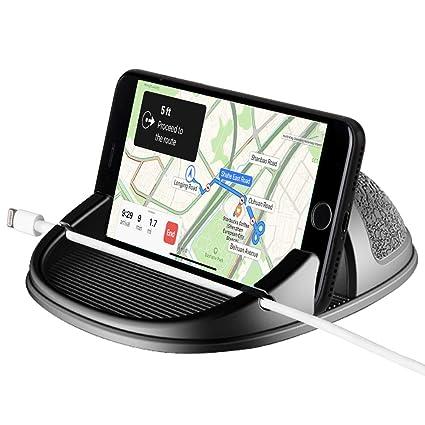 Amazon.com: Wifort - Soporte de coche para salpicadero de ...