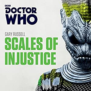 Doctor Who: Scales of Injustice Radio/TV Program