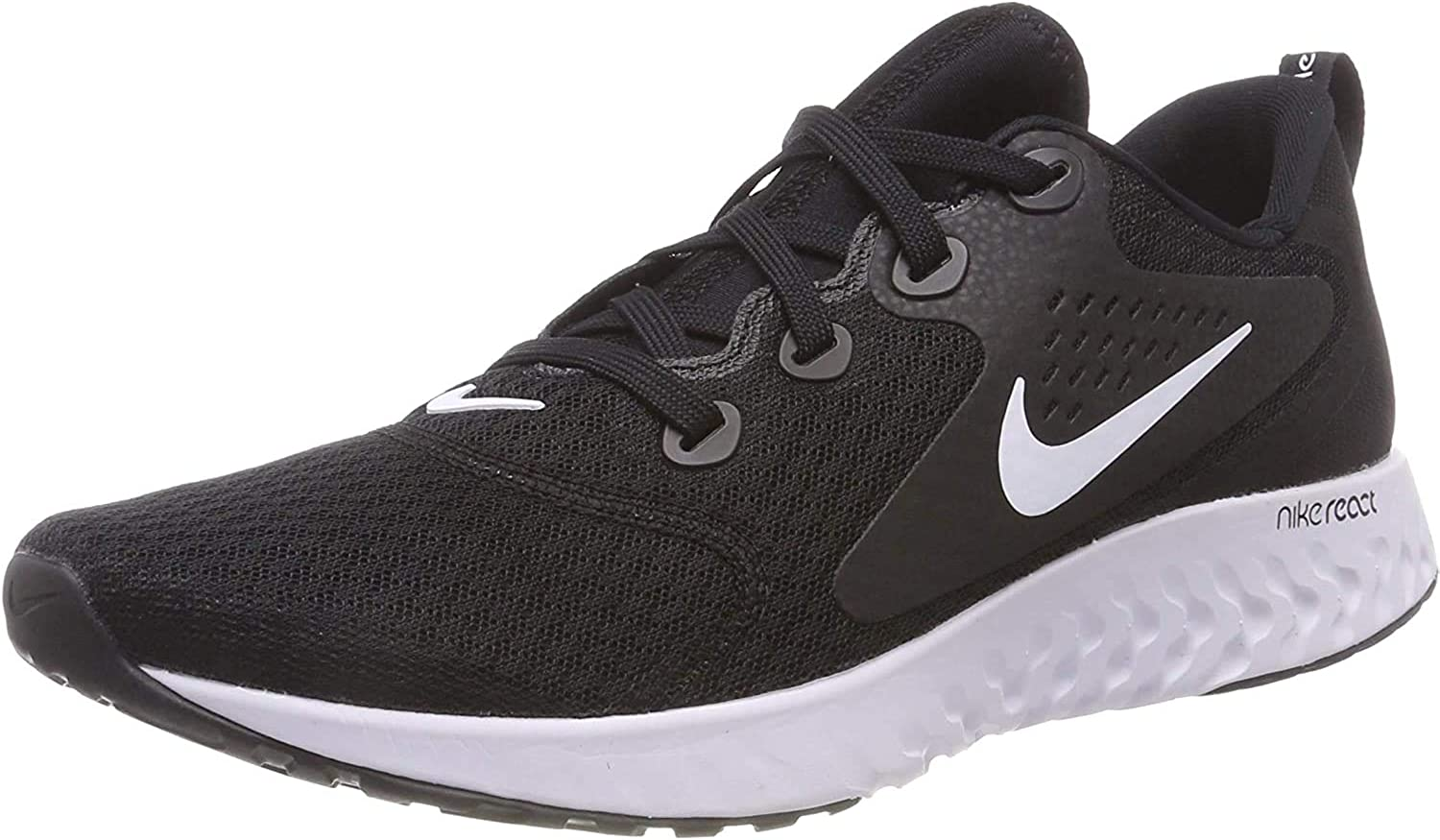 Nike Men's Legend React Fitness Shoes Black (Black/White 001)
