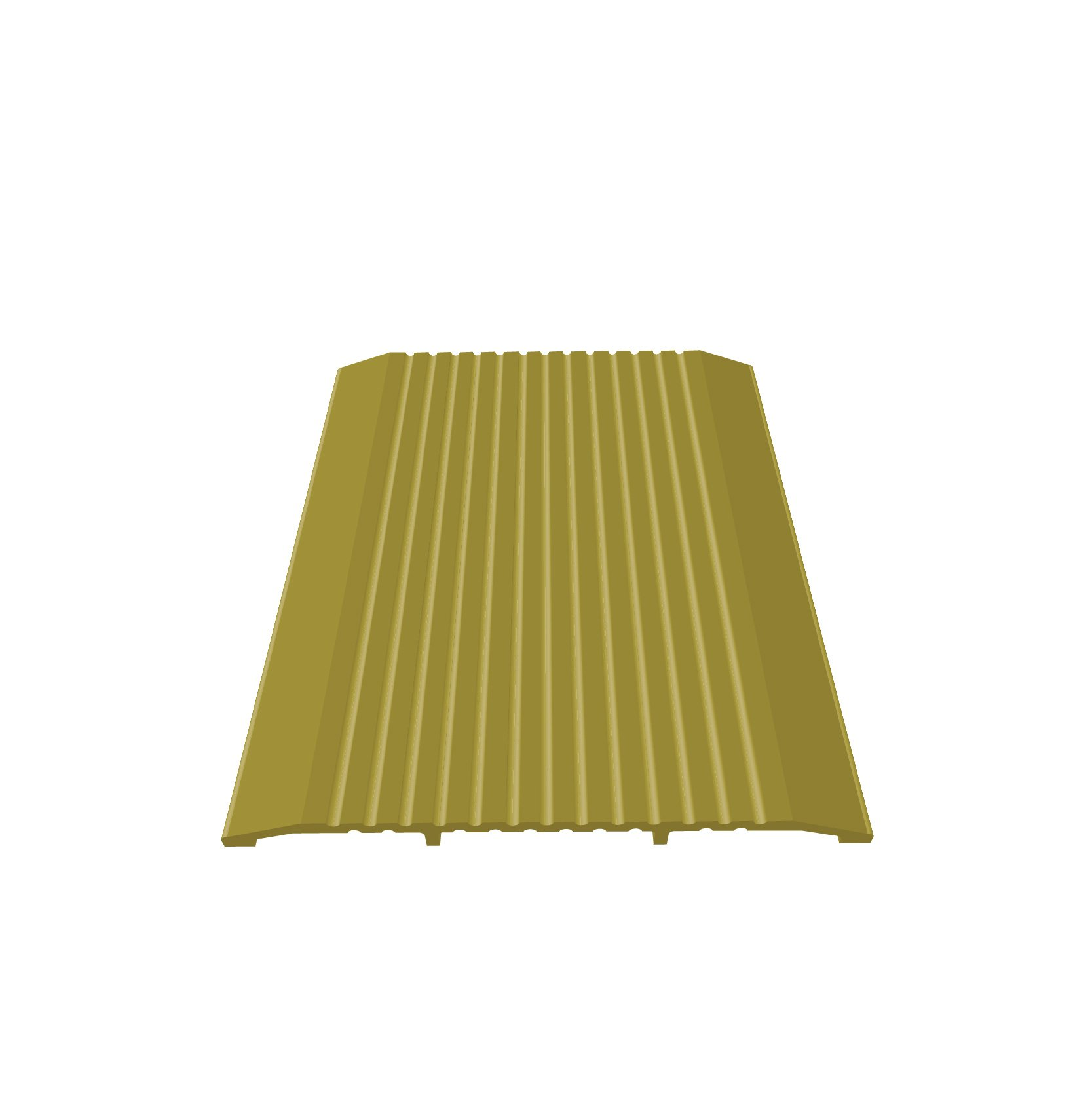 Door Threshold (7''W by 1/2''H) (36'', Bronze) by Legacy Manufacturing, LLC.