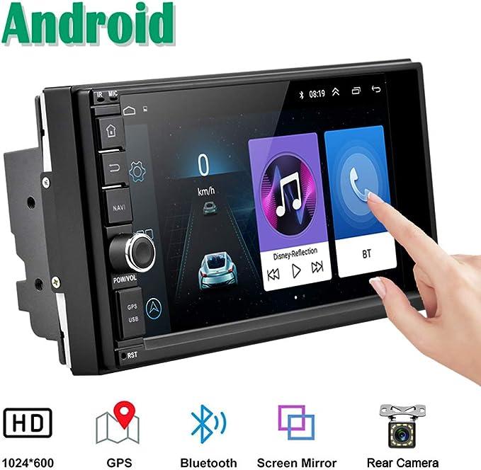 2 Din Android Autoradio Gps Camecho 7 Zoll Kapazitiver Elektronik