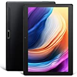 Dragon Touch Max10 Tablet, Octa-Core Processor, 3GB RAM, 32GB Storage, Android 9.0 Pie, 10 inch Android Tablets, 1200x1920 IPS Full HD Display, 5G Wi-Fi, USB Type C Port, Black