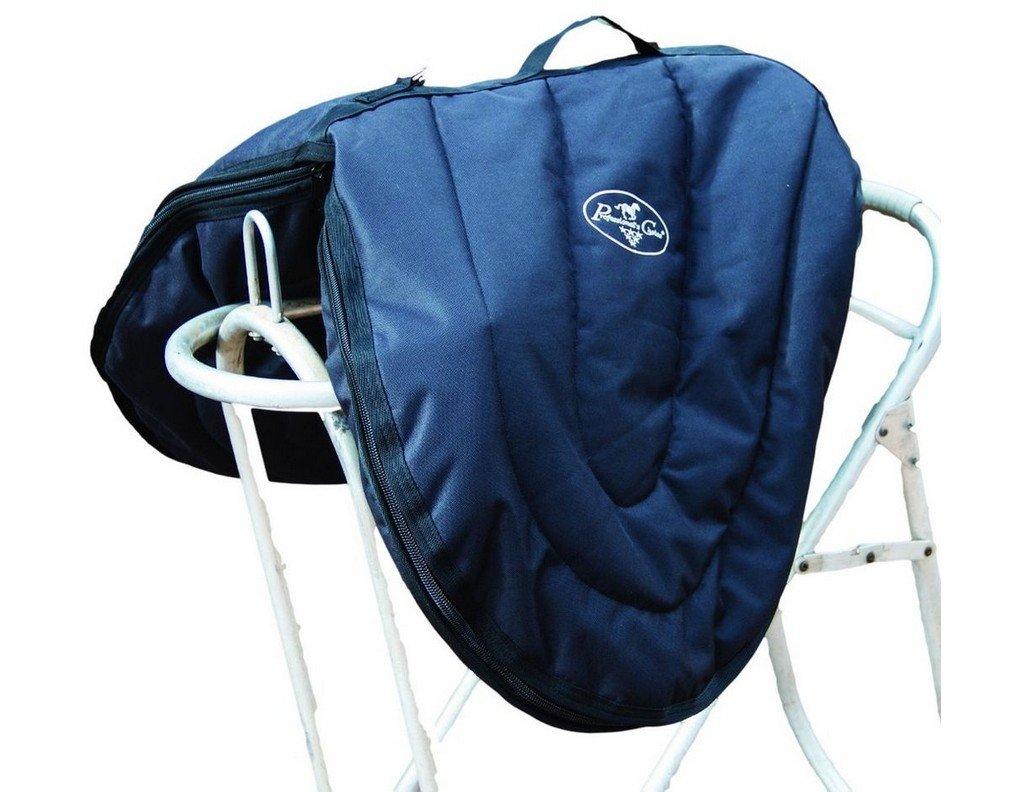 Professional's Choice Bag Saddle Case Black HA-914 by Professional's Choice
