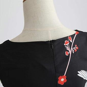 Elegante Damska Mädchen Frauen Sleeveless Vintage Abendgesellschaft Bodycon Beiläufige Festlich Odzież Tanz Prom Swing Plissee Retro Kleider Unterwäsche Damska: Odzież