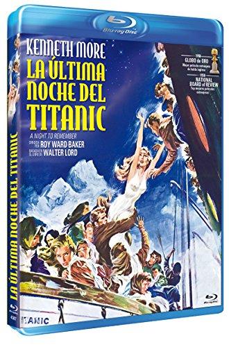 La Última Noche del Titanic BD 1958 A Night to Remember (La Ultima Noche Movie)