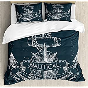 6138kwf2TtL._SS300_ Nautical Bedding Sets & Nautical Bedspreads