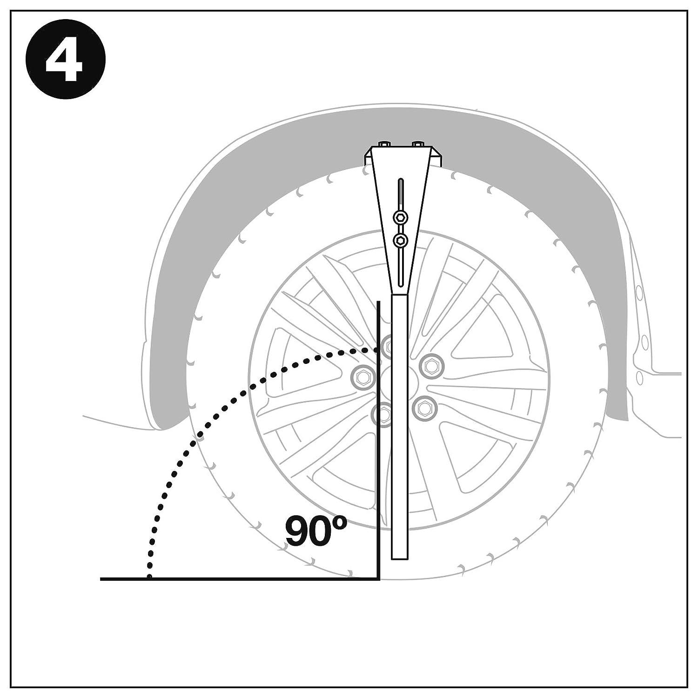 LASER TOOLS Gunson 77137/Trakrite Barre de carrossage