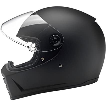 45f078f9 Image Unavailable. Image not available for. Color: Biltwell Lane Splitter  Helmet - Flat Black ...