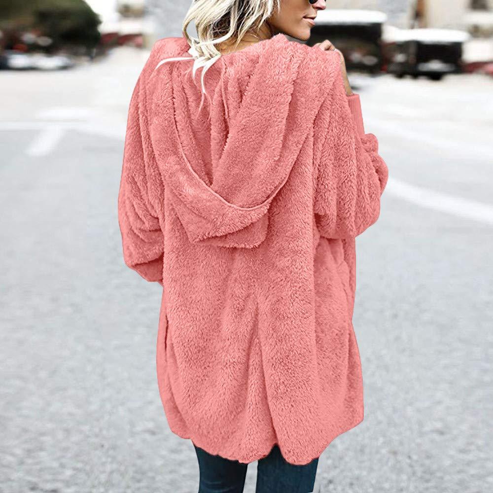 Women Winter Warm Coat Jacket Parka Outwear Ladies Cardigan Coat