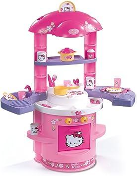 Smoby Hello Kitty Kitchen 24470 Amazon Co Uk Toys Games