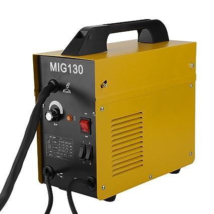 Portátil hogar soldadura ligero eléctrico máquina de soldadura AC 230 V 50 Hz 3,3