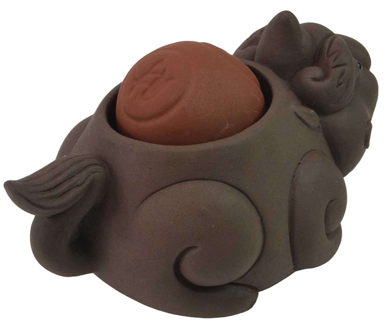 2.17x4.33 Chinese Handmade Lovely Zisha Tea Pet TP01 /(3/) best ...