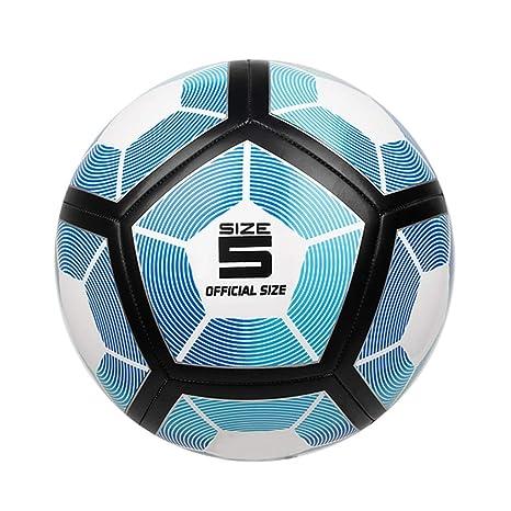 YANYODO - Balón de fútbol para Entrenamiento, tamaño 5, para ...
