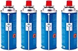 Campingaz CP 250 Screw On Gas Cartridge, for Camp Bistro and Festivo Camping Stoves, Compact and Resealable Canister