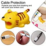 SinoZeal Cable Animal Bite Protector Compatible