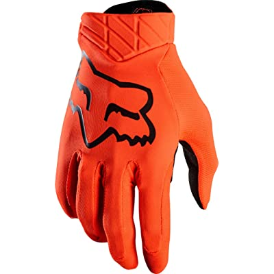 2020 Fox Racing Airline Gloves-Flo Orange-S: Automotive