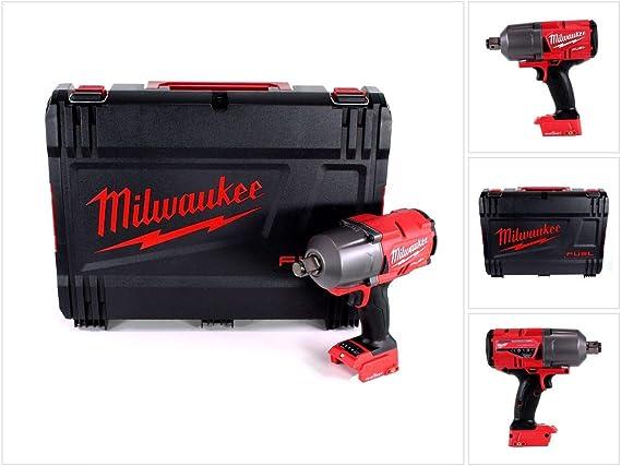 Milwaukee 4933459729 Akku Schlagschrauber Mit Sprengring Baumarkt