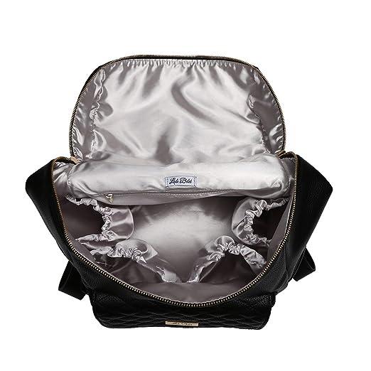 6cfade1ae19ee Amazon.com : Monaco Diaper Bag Backpack (Ebony Black) : Baby