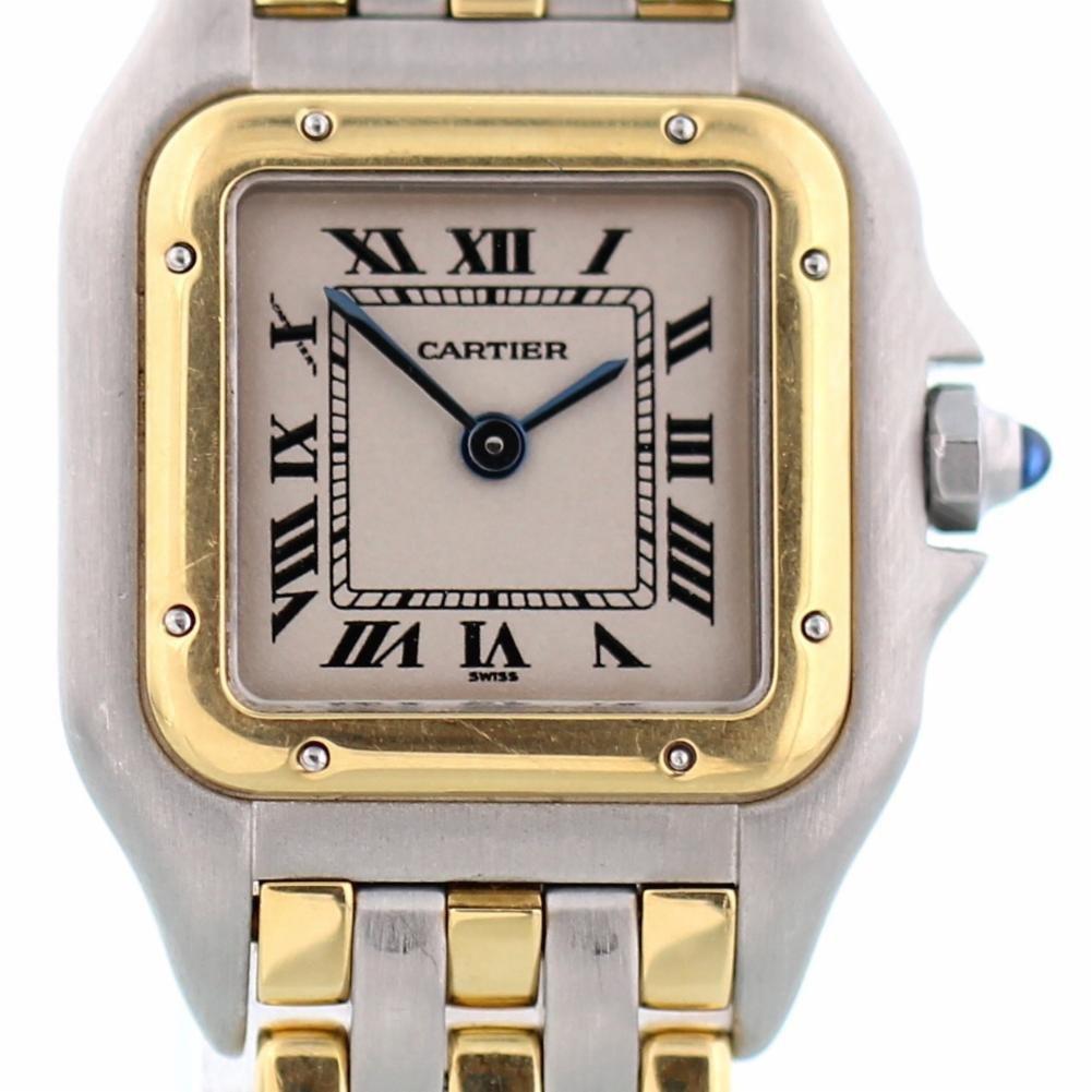 Cartier quartz womens Watch 168621 (Certified Pre-owned)
