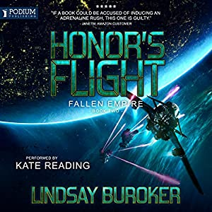 Honor's Flight Audiobook