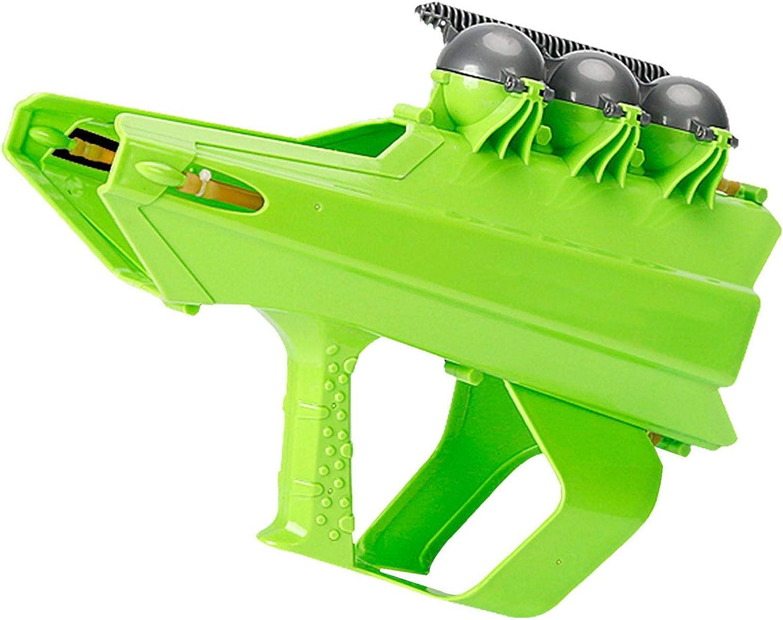 ampusanal Tirachinas de Bola de Nieve Inteligente - Lanzador de Bolas de Nieve Pistola de Agua Resistente Juguete Lanzador - Tirachinas de Arena de Playa