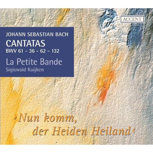 Bereitet die Wege, bereitet die Bahn, BWV 132: Aria: Wer bist du? frage dein Gewissen (Bass)