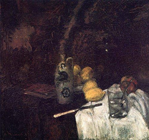 Henri Matisse - Lemons and Bottle of Dutch Gin Museum of Modern Art - New York 30