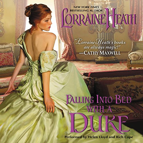 Falling Into Bed with a Duke Audiobook [Free Download by Trial] thumbnail