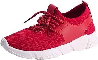 Dtuta Le Jogging Baskets Femme, Chaussures De Sport Pour Femmes à Lacets, Chaussures De Sport Pour Occasionnels Chaussures De Sport Pour Femmes à Lacets