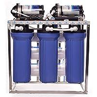 Aquadpure 25 LPH Commercial RO Water Purifier Plant/Filter Double Purification (25 litre)
