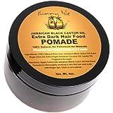 Sunny Isle Jamaican Black Castor Oil EXTRA DARK Hair Food Pomade 4Oz