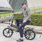 SAMEBIKE-Ruota-da-20-Pollici-350W-Bici-elettrica-48V-104AH-Batteria-al-Litio-con-Telecomando-Pieghevole-Bicicletta-elettrica-per-Adulti