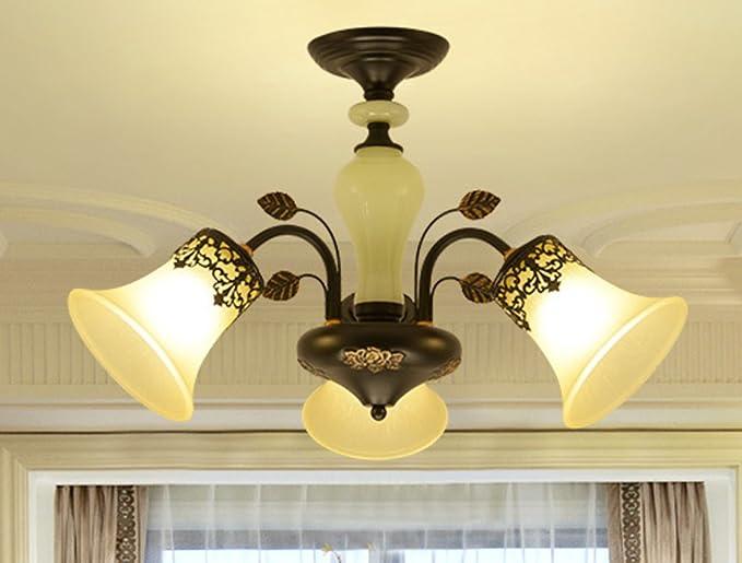 sucatle Candelabros, lámparas de luces, la lámpara LED ...