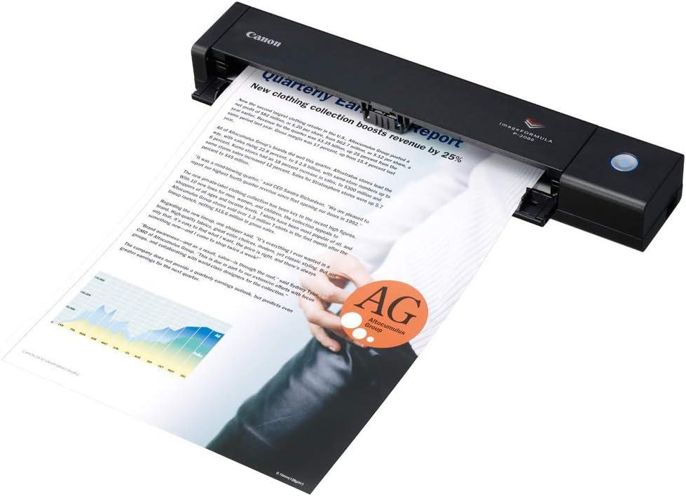 Canon imageFORMULA P-208II Personal Document Scanner Renewed