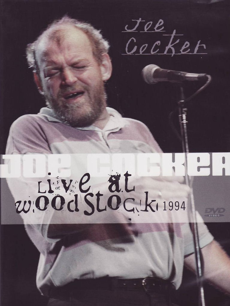 Live at Woodstock 1994 [DVD] [Import] B007A0P8P0