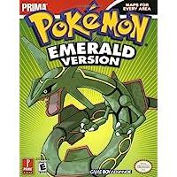 Pokemon Emerald: Prima Official Game Guide