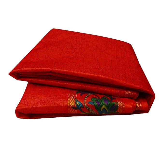 PEEGLI Indio Estilo Vendimia Saree Sarong Mujeres Abrigo Tradicional Usan Sari: Amazon.es: Ropa y accesorios