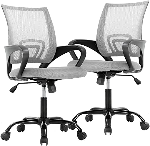Office Chair Desk Chair Computer Chair Ergonomic Executive Swivel Rolling Task Chair