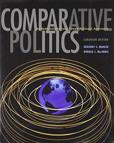 Comparative Politics: An Institutional and Cross-national Approach