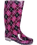 Mesdames Wellies Femmes neige pluie Festival de Wellington Bottes Taille EUR 37, 38, 39.5, 41