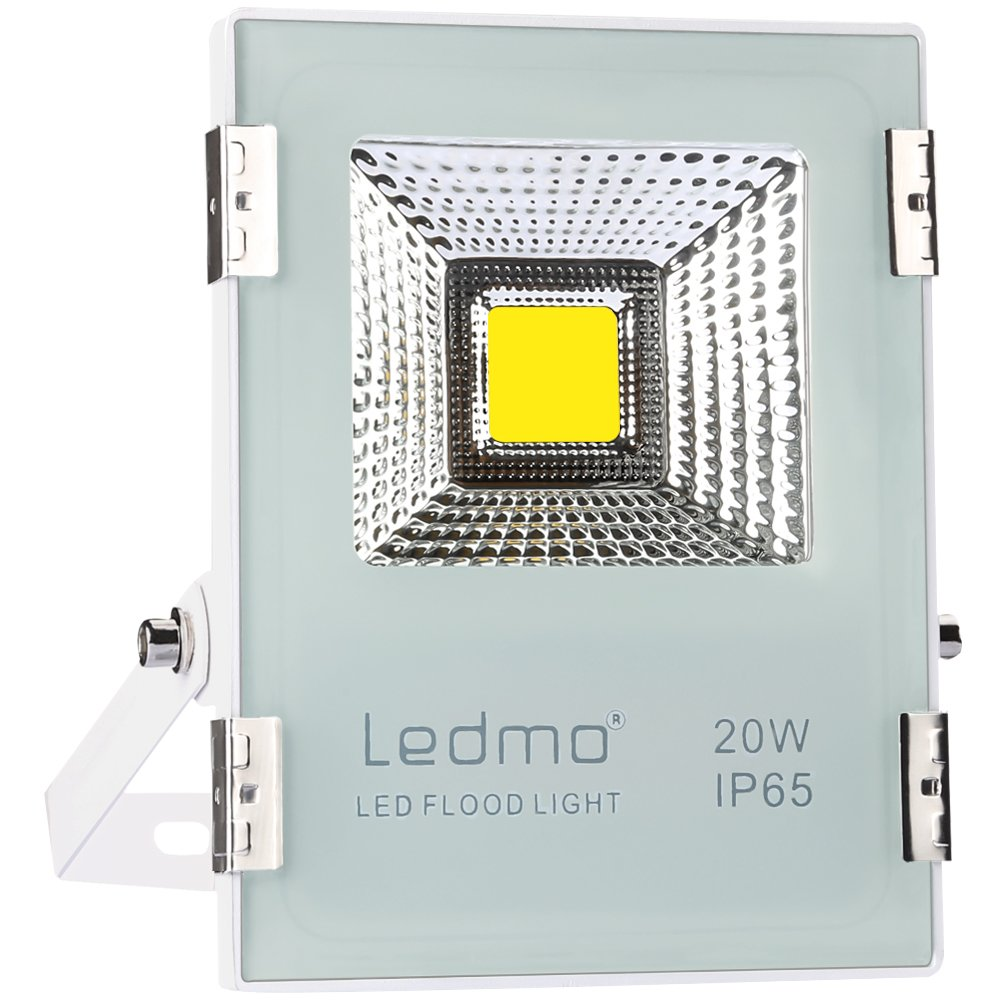 100w Craft Led Flood Lights Super Bright Work Lights: LEDMO 20W LED Flood Light,Super Bright-New Craft-Security