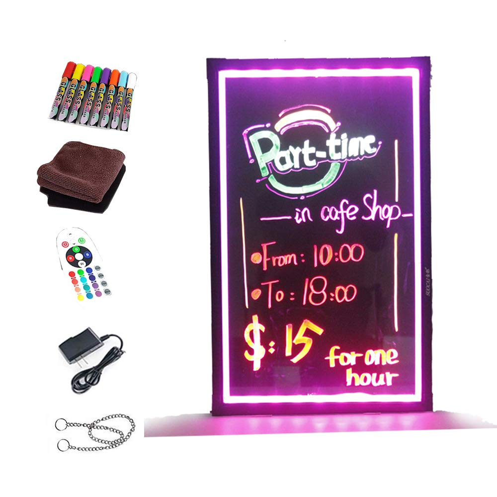 "Amazon.com: Sensory LED Message Writing Board 16"" x 12 ..."