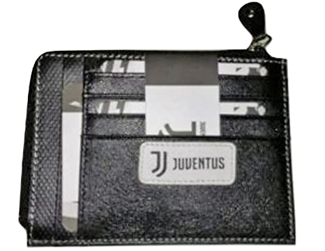 rivenditore di vendita fb3d4 0c80b portafoglio portadocumenti juventus