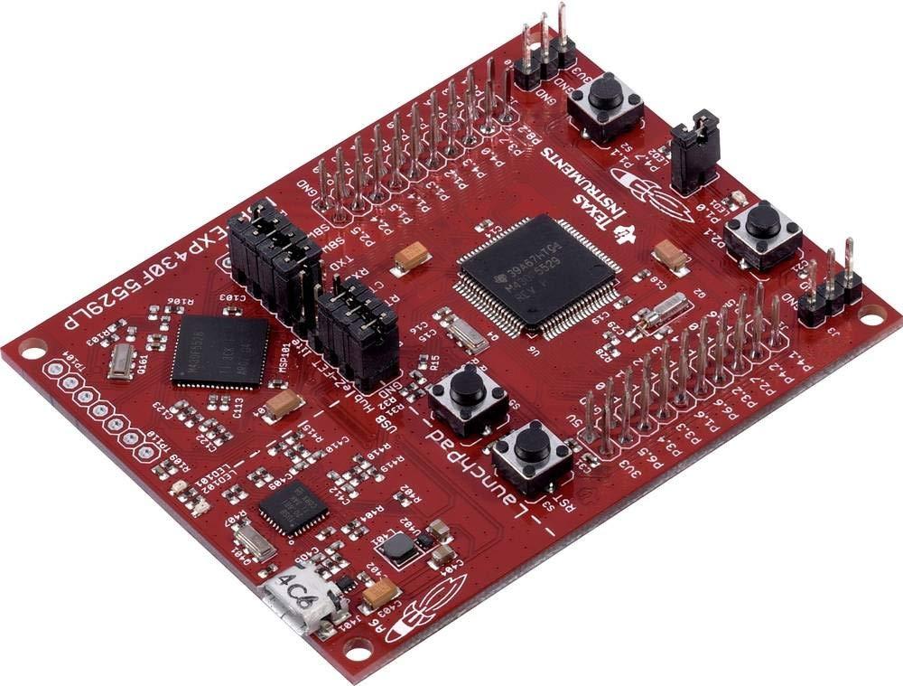 TEXAS INSTRUMENTS MSP-EXP430F5529LP EVAL BOARD, MSP430F5529 LAUNCHPAD