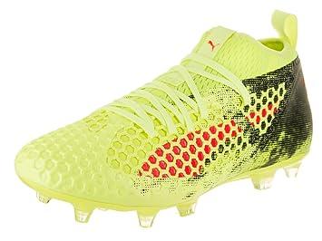 Amazon.com  PUMA Men s Future 18.2 Netfit FG AG Soccer Cleat  Shoes 561e96a99