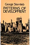 Patterns of Development, Sternlieb, George, 0882851179