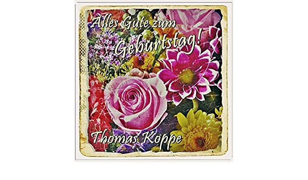 Weil Du Heut Geburtstag Hast By Thomas Koppe On Amazon Music