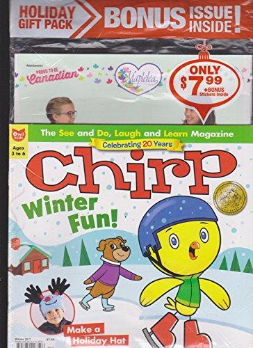 Chirp Magazine Winter 2017