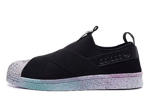e4d37f066559d Adidas Superstar Slip on Womens: Amazon.ca: Shoes & Handbags